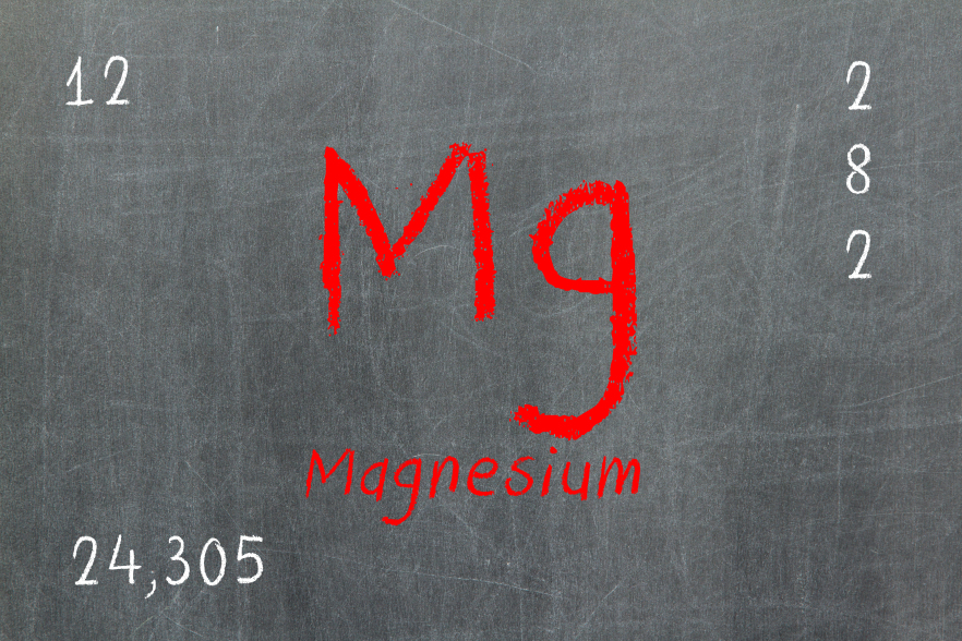 Magnesium helps headaches