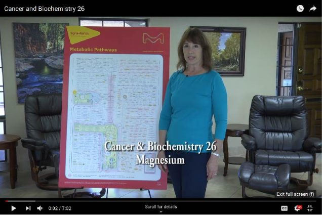 Cancer & Biochemistry 26